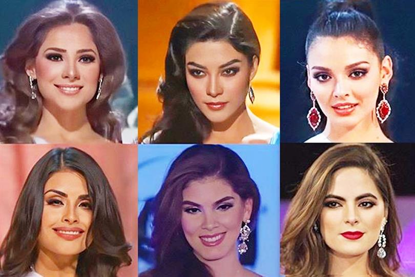 Mexico's steady placement at Miss Universe through recent years