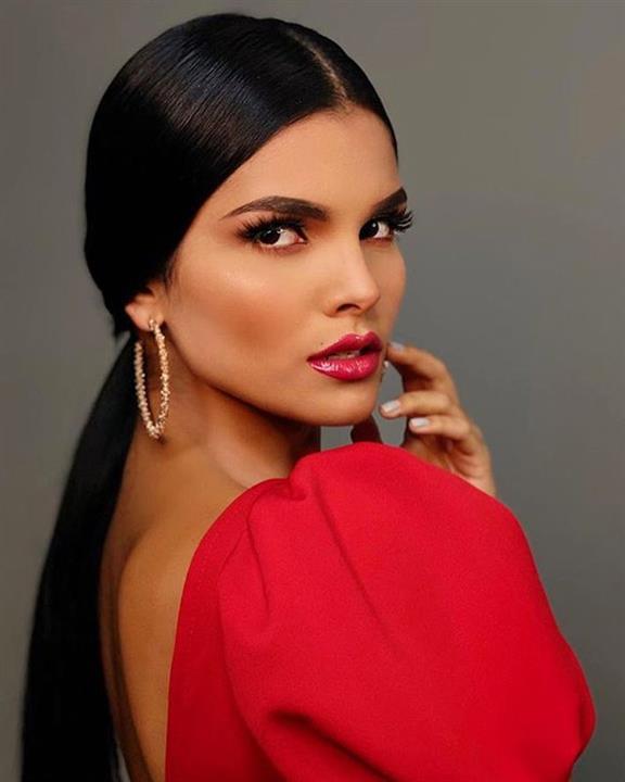Alejandra Conde Finalist Miss Venezuela 2020
