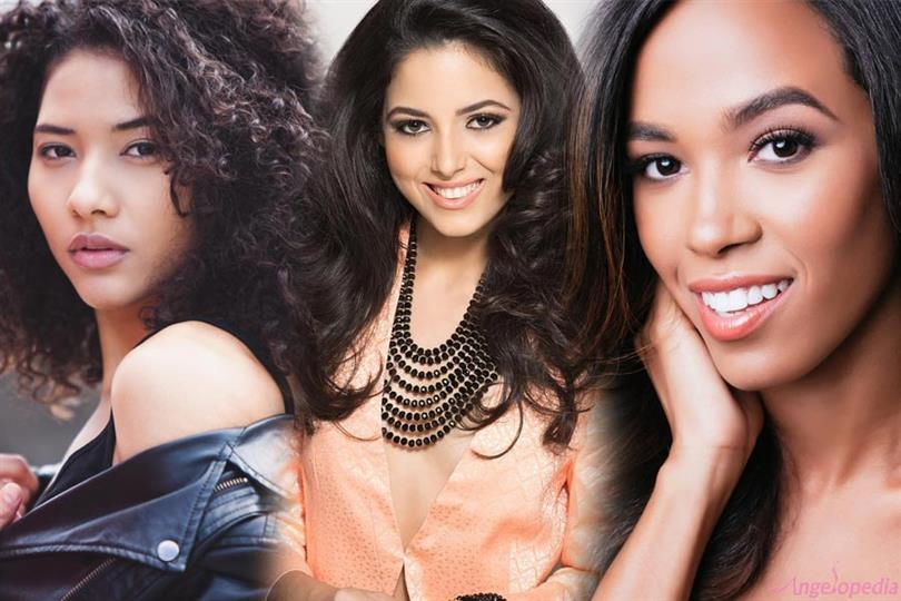 Miss Dominican Republic 2018 Meet The Contestants