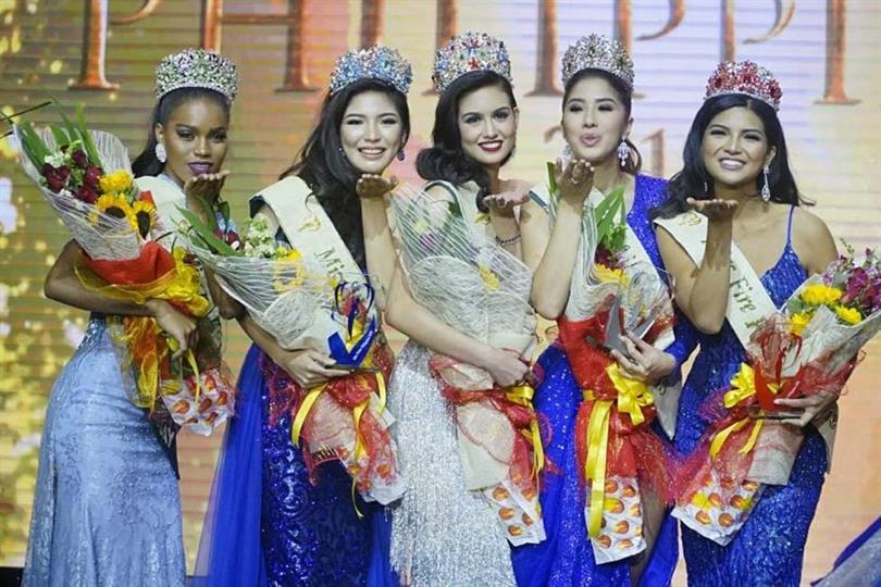 Silvia Celeste Cortesi crowned Miss Philippines Earth 2018