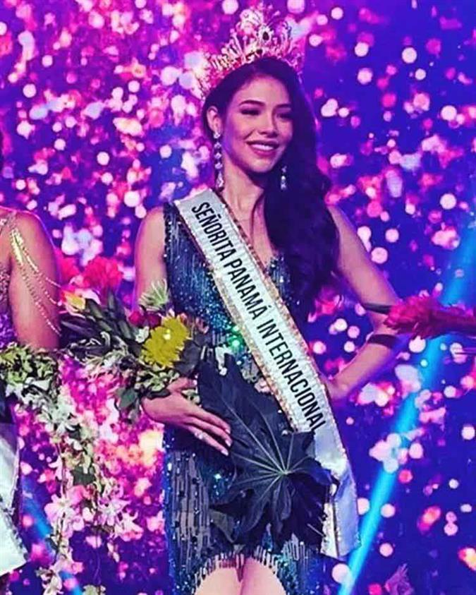 Betzaida Rodriguez crowned Señorita Panamá International 2019