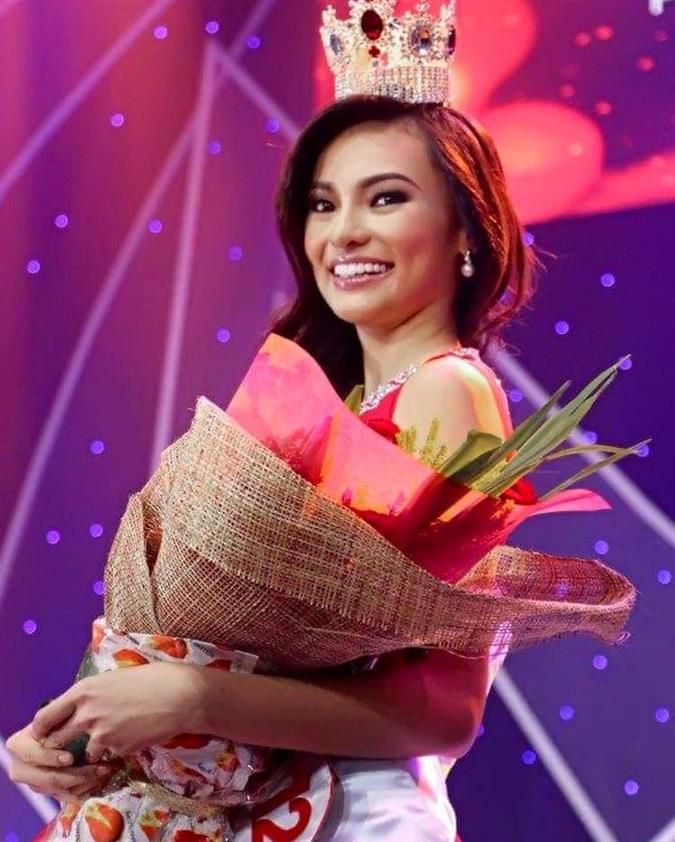 Emma Mary Tiglao Miss World Philippines 2015 Fourth Runner Up