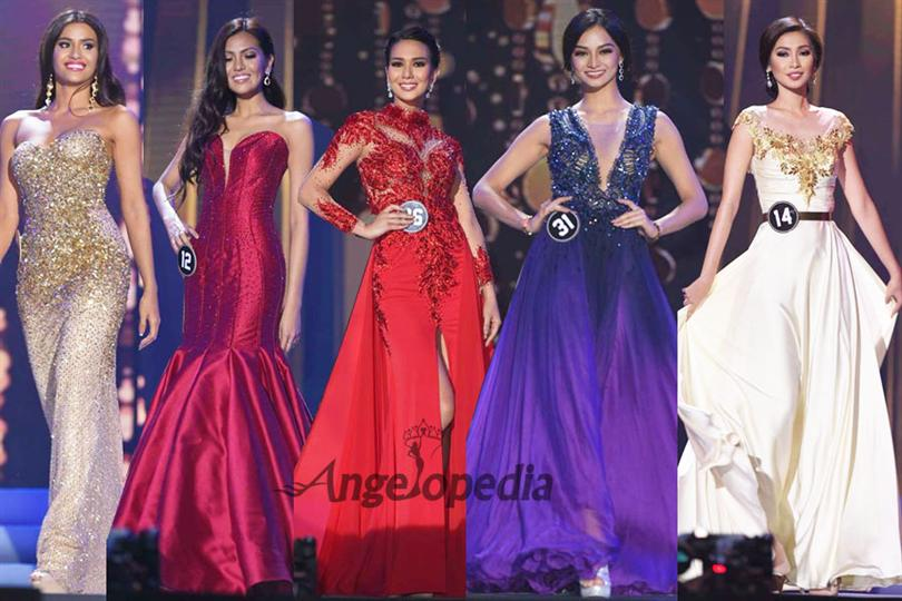 Bb Pilipinas 2016 Best and Worst Evening Gowns