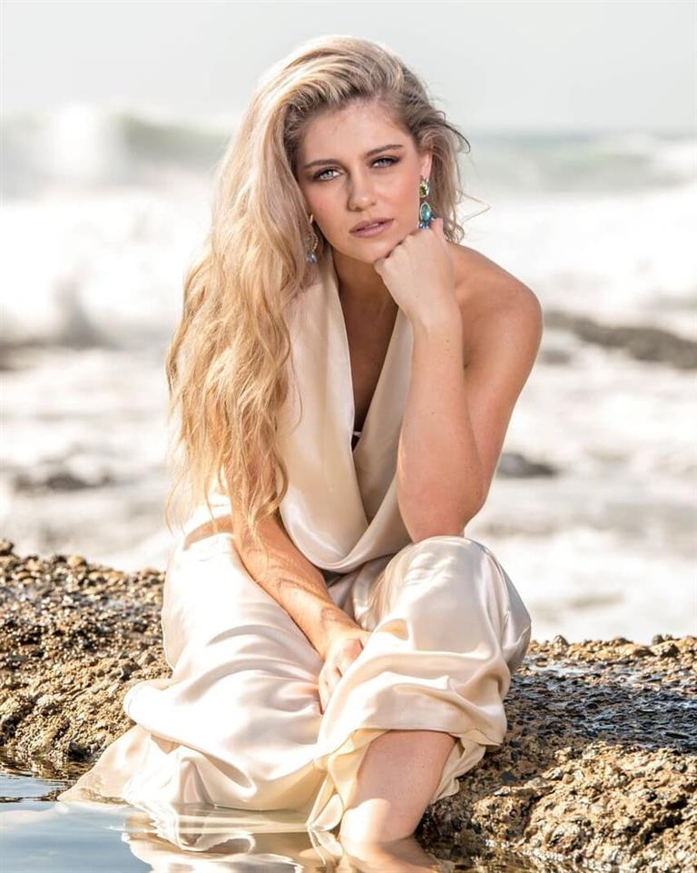 Beauty Talks with Jewel of the World 2018 Neena Macaire Bezuidenhout