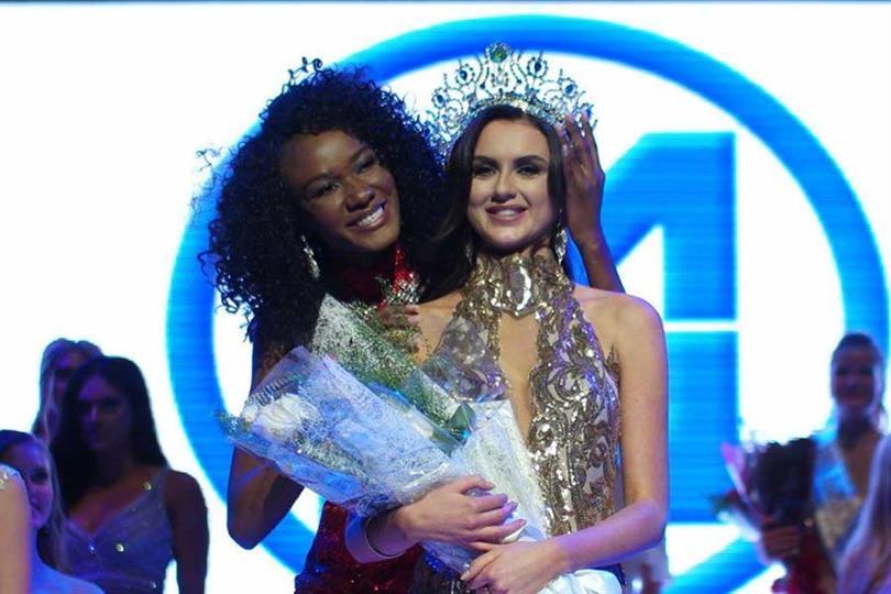 Alyssa Boston crowned Miss Supranational Canada 2018