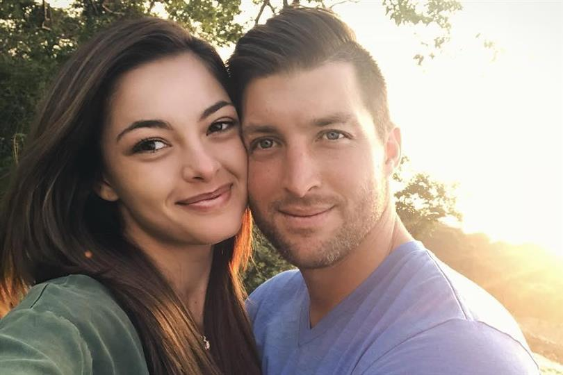 A Delay in Miss Universe 2017 Demi Leigh Nel Peters wedding to Tim Tebow