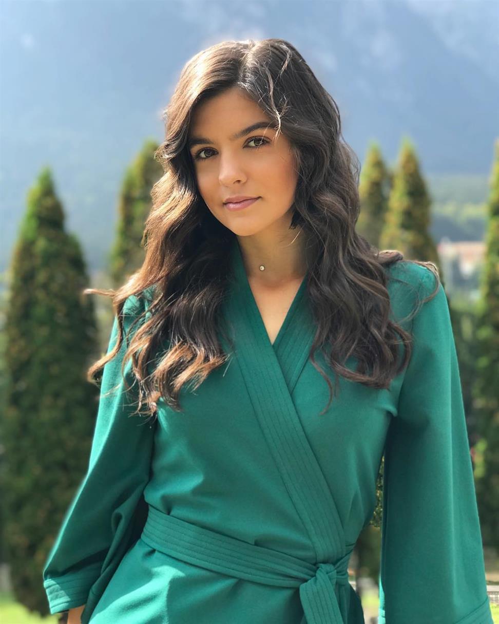 Bianca Tirsin crowned Miss International Romania 2018