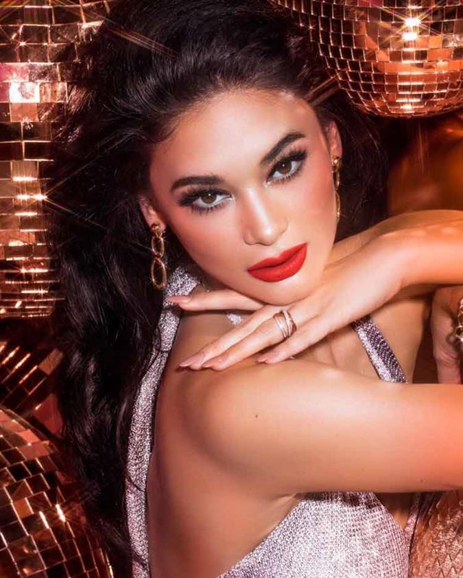 Pia Alonso Wurtzbach Miss Universe 2015