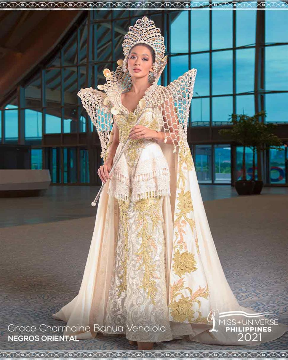 Grace Charmaine Vendiola representing Negros Oriental