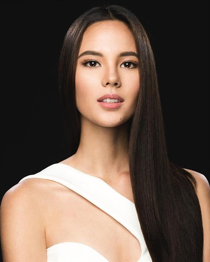 Who do you think are potential competition for Catriona Gray?