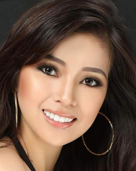 Eileen Gonzales Miss Global Philippines 2018, our favourite for Miss Global 2018