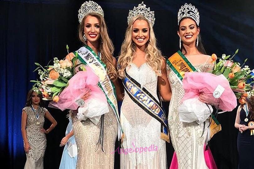 Natasha Unkovich announced Miss International NZ 2018