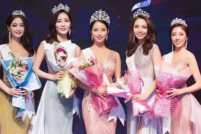 Meet Serim Park Miss Grand Korea 2019 for Miss Grand International