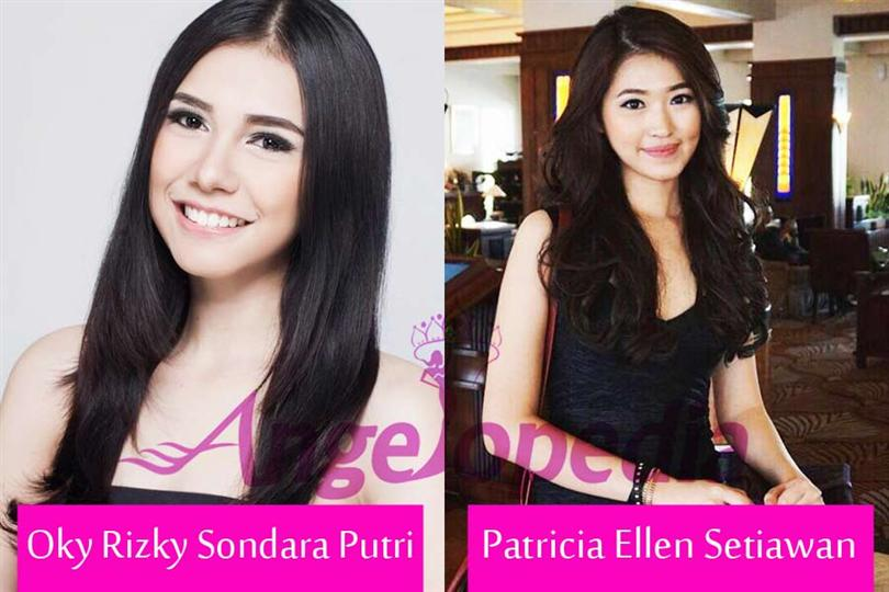 Miss Indonesia 2015 Top 5 Hot Picks by Angelopedia
