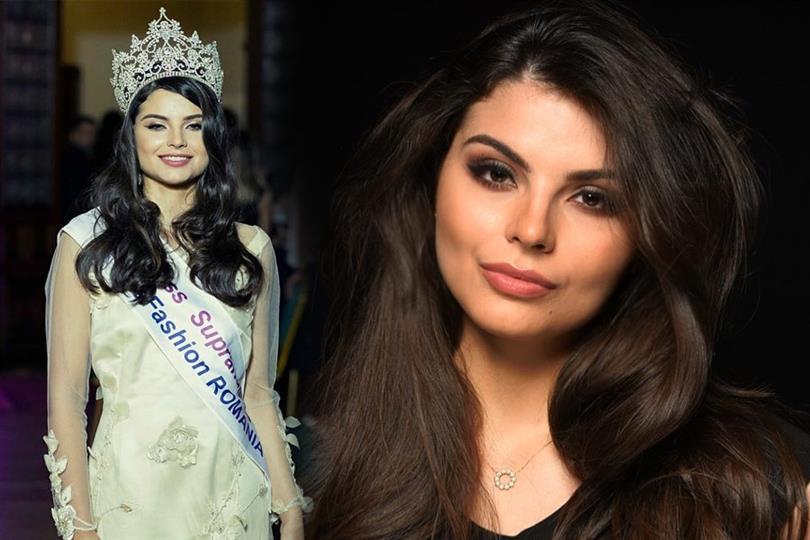 Andreea Coman crowned Miss Supranational Romania 2018