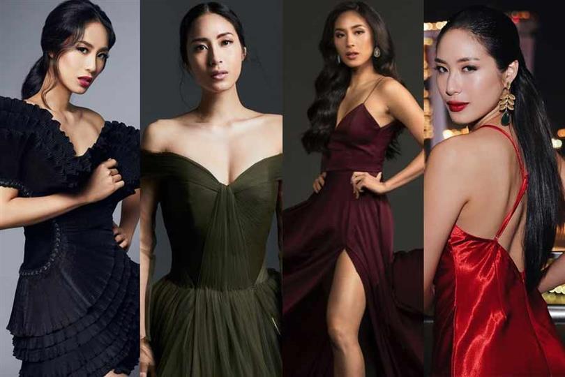 Miss Universe Singapore 2020 Bernadette Belle Ong