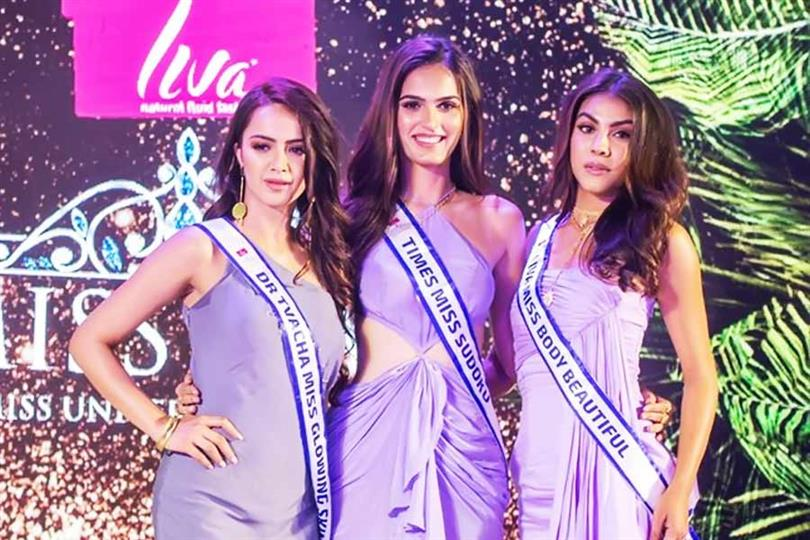 Special Awards at the Preliminary event of Miss Diva Universe 2020