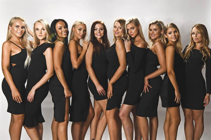 Miss Suomi 2018 Live Blog Full Results