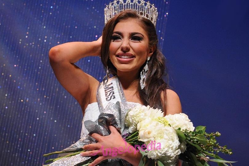 Narine Ishhanov crowned Miss Utah USA 2018 for Miss USA 2018