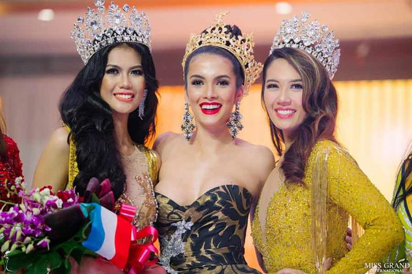 Mel Dequanne Abar crowned Miss Grand Malaysia 2019 for Miss Grand International 2019