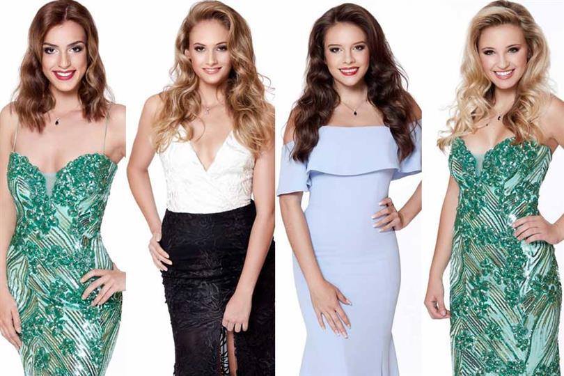 Miss Austria 2018 Meet The Contestants