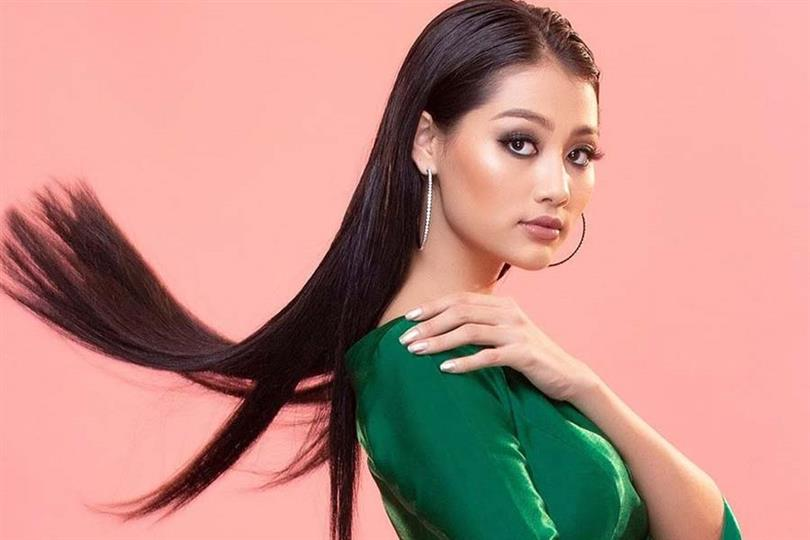 Myanmar's Swe Zin Htet becomes first openly gay contestant at Miss Universe