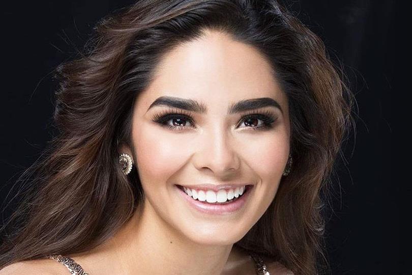 Meet Daniela Landin Mexicana Universal Aguascalientes 2018 for Mexicana Universal 2019