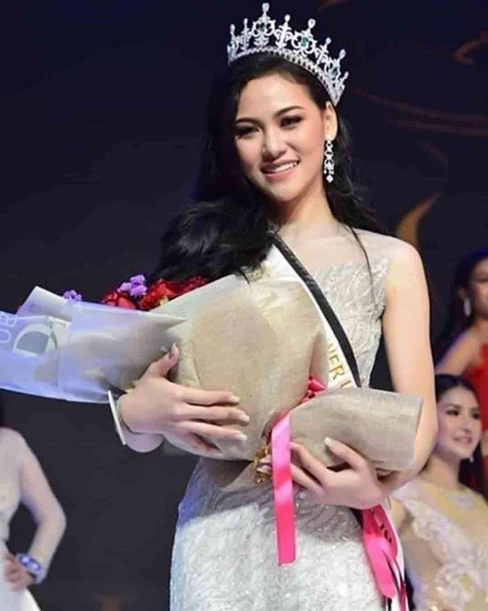 Meet the newly crowned Miss Grand Laos 2019 Jane Malailak