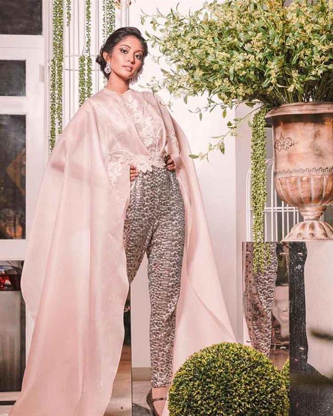 Wasana Gunasekara replaces Romane Dananjani as Miss Supranational Sri Lanka 2019