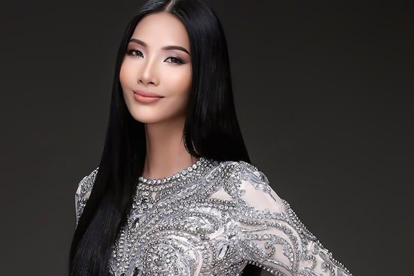 Hoang Thuy expected to represent Vietnam in Miss Universe 2019