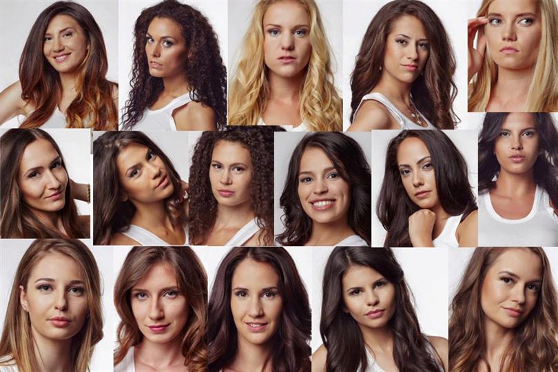 Miss Universe Bulgaria 2016 Meet the Finalists
