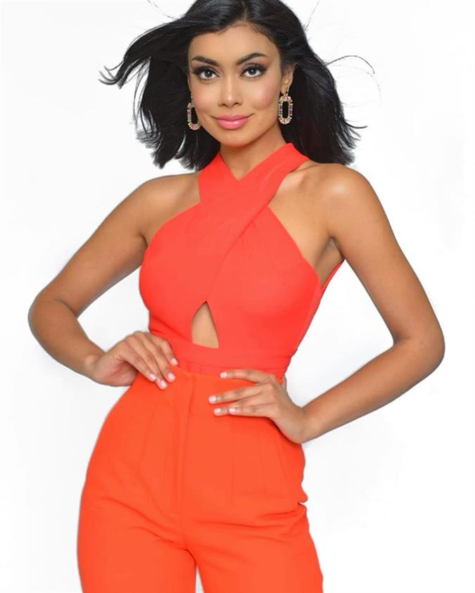 Ghazal Gill Miss International USA 2019