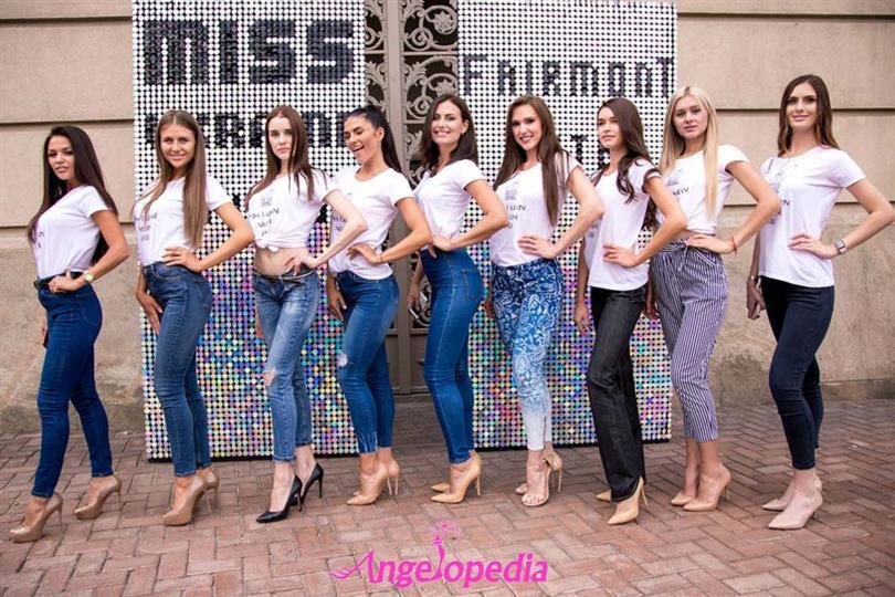 Miss Universe Ukraine 2018 Live Blog Full Results