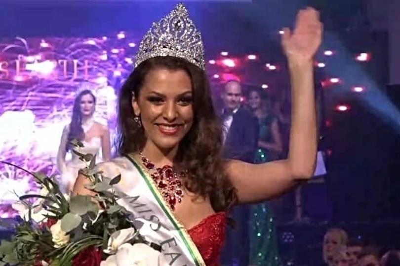 Charnée Bijön Bonno crowned Miss Earth Slovenia 2019
