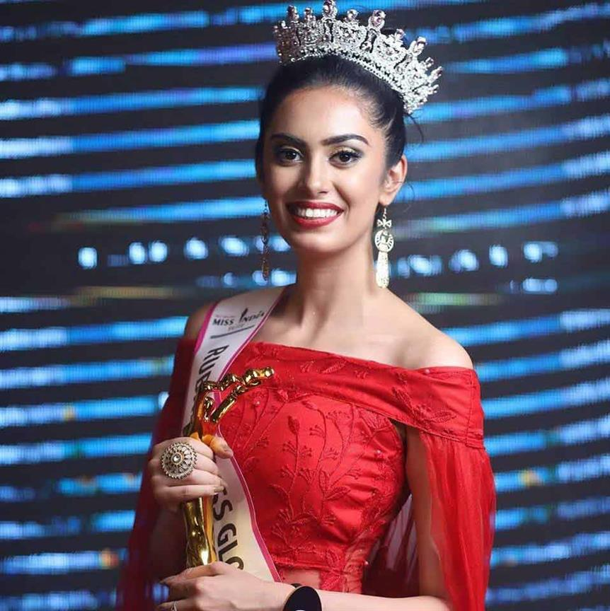 Meet Evneet Kaur Juneja Miss Globe India 2019