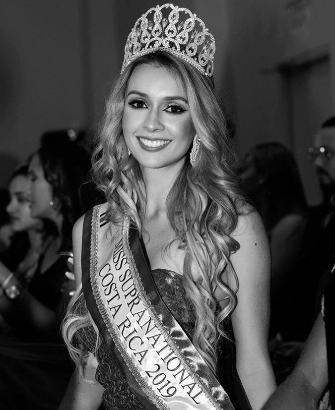 Meet Lohana Aguilar Miss Supranational Costa Rica 2019