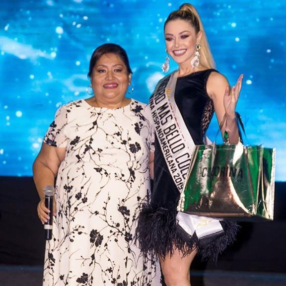 Reina Hispanoamericana 2019 Gala De La Belleza Special Awards Winners
