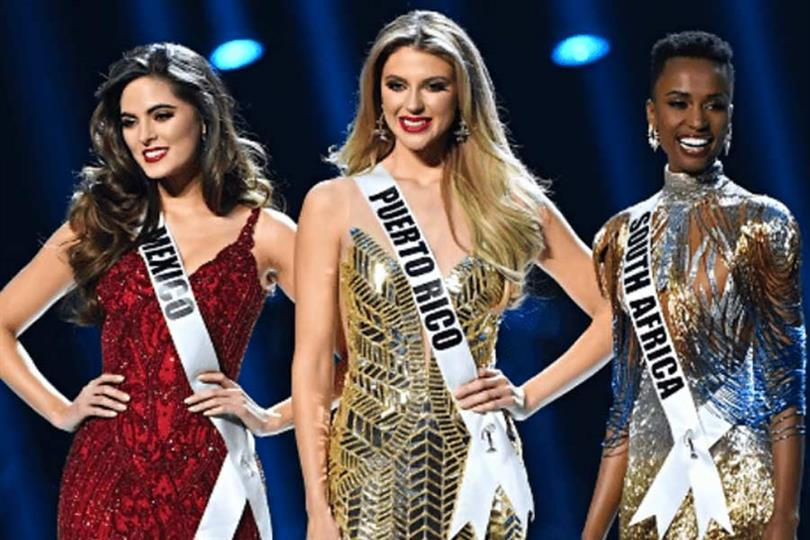 Madison Anderson First Runner-up Miss Universe 2019