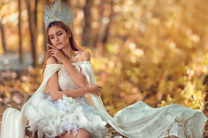 Rern SiNat Miss Cambodia 2017 Winner Miss Universe Cambodia 2018