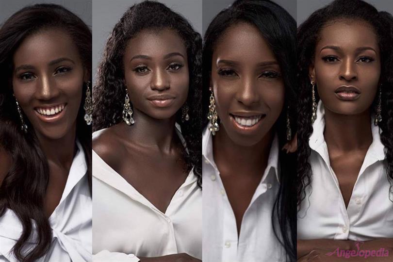 Miss World Haiti 2018 Meet the Contestants