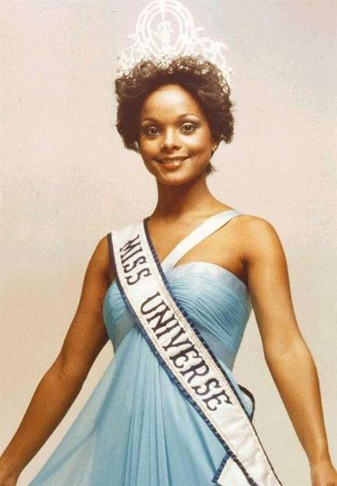 Miss Universe Trinidad and Tobago 1977 Janelle Commissiong