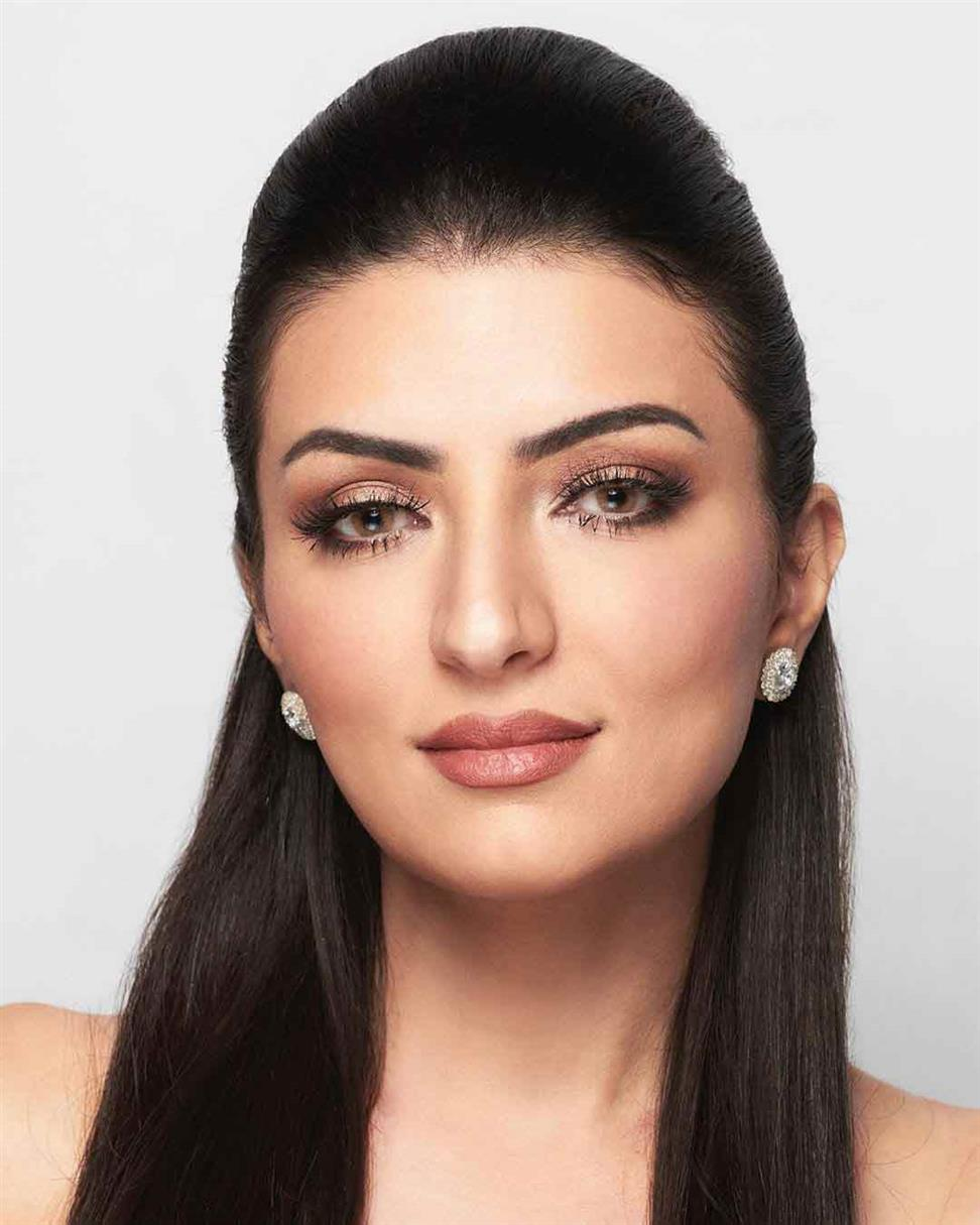 Shmiran Khoshaba Miss Global Assyria