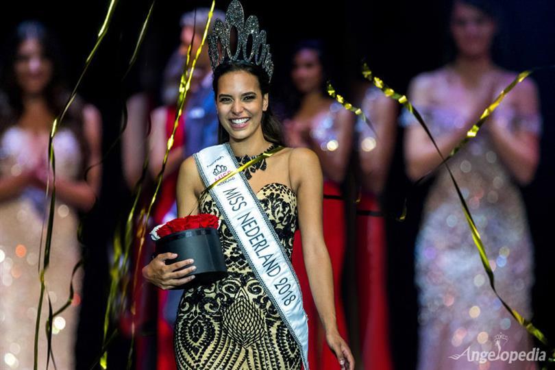 Rahima Dirkse crowned Miss Nederland 2018
