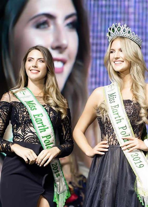 Krystyna Sokolowska crowned Miss Earth Poland 2019