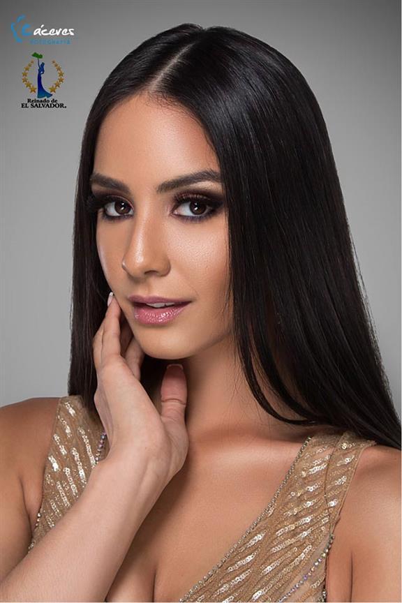 Zuleika Soler crowned Miss Universe El Salvador 2019