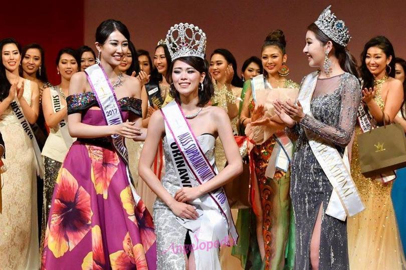 Yurika Nakamoto crowned Miss Supranational Japan 2018