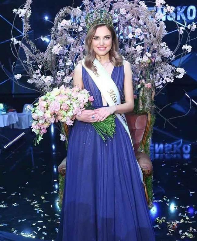 Frederika Kurtulíková crowned Miss Slovensko 2019 for Miss World 2019