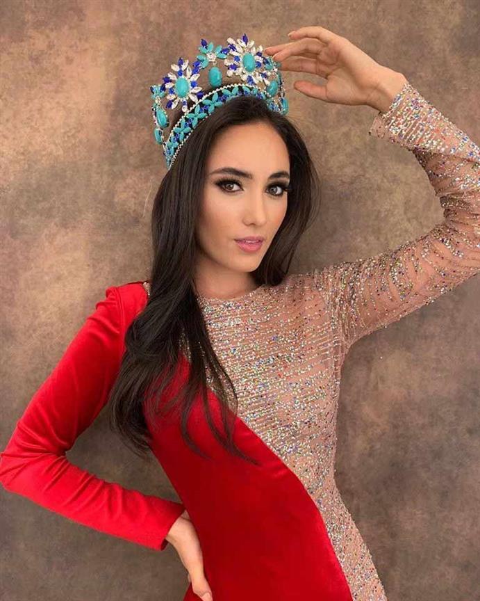 Karolina Vidales emerging as the potential winner of Miss Mexico 2020
