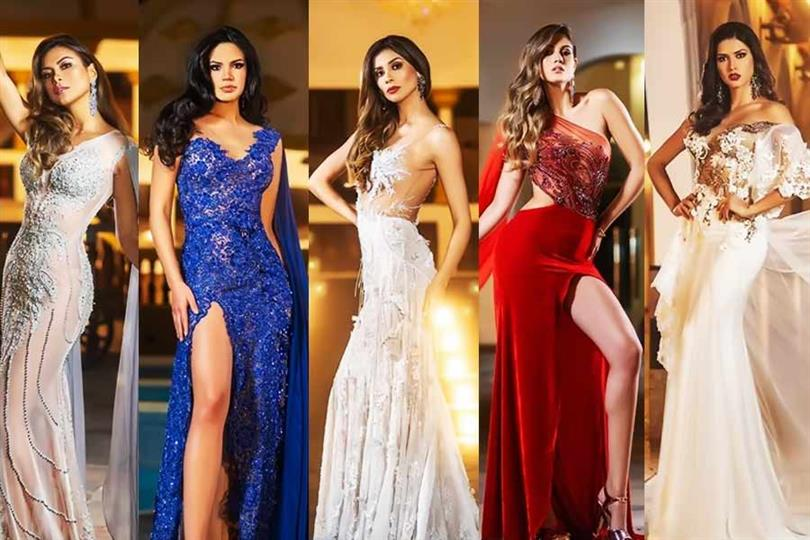 Miss Universe Peru 2019 Meet the Contestants