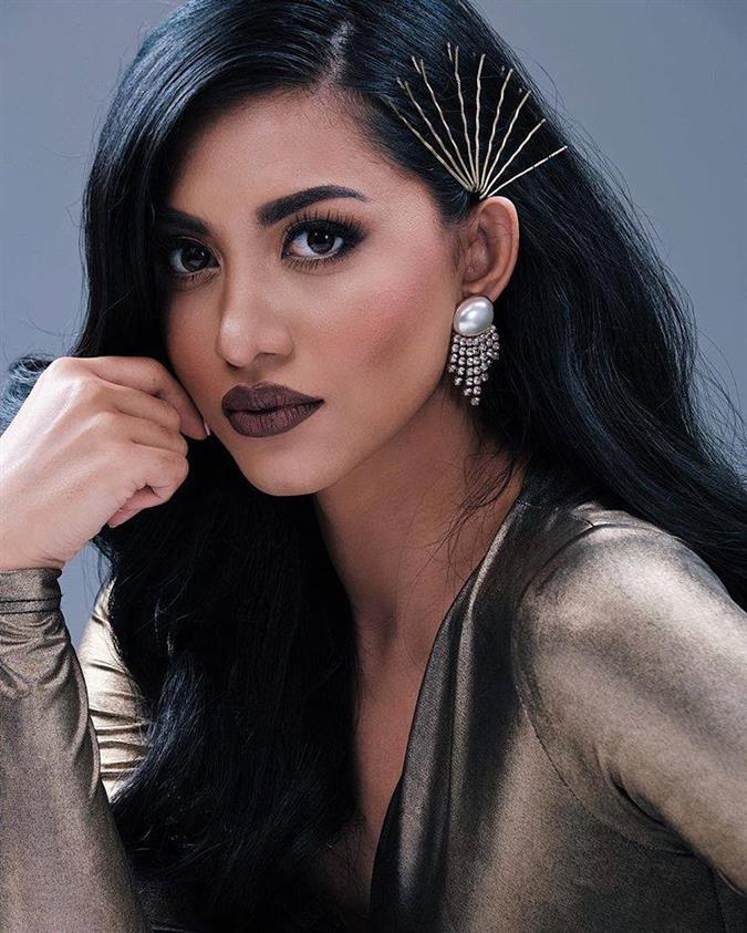 Binibining Pilipinas 2019 Top 40: Resham Ramirez Saeed